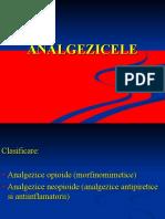 ANALGEZICELE,antipiretice, AINS