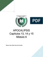 módulo 6 apocalipsis