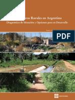 Infraestructuras Rurales en Argentina