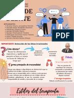 TIPOS DE DEBATE