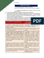AGENDA 03 - 2020 II