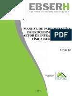 Manual Servi+ºos Infraestrutura - servi+ºos 4