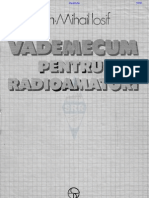 Ion Mihail Iosif - Vademecum pentru radioamatori