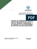 Folleto de orientación para la protección sanitaria por covid 19 para el personal operacional y de soporte en los proveedores ANS_1era.Ed.FINAL