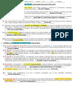TALLER CARACTERISTICAS Y ESTANDARES DE REHABILITACION - RIESGOS LABORALES II