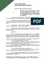 Decreto_1.069_Altera a Lei Complementar  029 e revoga o Decreto 1068