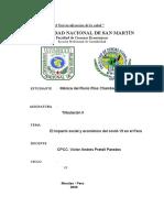 INFORME NACIONAL SOBRE LE IMPACTO DEL COVID