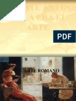 Clase 6.  ARTE ROMANO