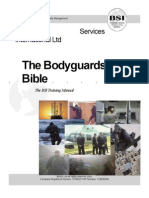 The Bodyguards Bible (Revised 2000)