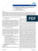 0568344acf0f67b09dc4c9b6bf2939e2.Analysis and Design of Multistory Building using ETABS 2017