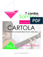 7 CORDAS NO SAMBA_ VOL2_CARTOLA