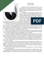 Biografia - Abel Gomes
