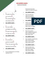 Ven Espiritu Santo - Secuencia de Pentecostes.pdf