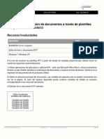 Configurar la impresión de documentos a través de plantillas RTF para Stellar BUSINESS