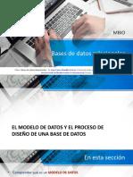 Parte 2. El Modelo de Datos. Niveles de Diseño.pptx
