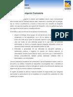 DISEÑO DE INVESTIGACION EXPLORATORIA