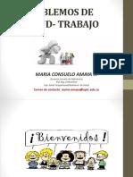 SALUD-TRABAJO-PROCESO PRODUCTIVO