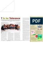 Teaching Children Tolerance