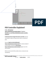 PID Controller Explained • PID Explained