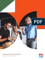 project management professional exam outline  ESPAÑOL