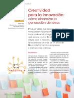 Creatividad para la innovación_ cómo dinamizar la generación de ideas.pdf