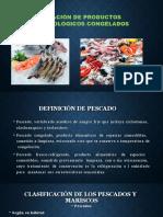 ELABORACION DE PRODUCTOS HIDROBIOOGCOS