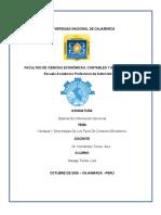 EVOLUCIÓN DEL COMERCIO ELECTRÓNICO EN CAJAMARCA - PERÚ - AMÉRICA LATINA