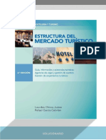 Estructura Mercado Turísticos