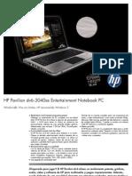 hpPavilionDV6-3040es