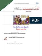 IVOIRE ABIDJAN - Associations et Fédérations.pdf