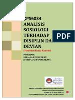 PANDUAN KERJA KURSUS KPS 6034 (2)