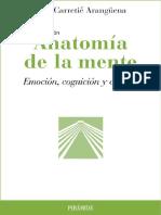 Anatomía de la mente (Luis Carretie)