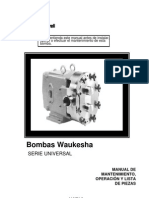 MANUAL BOMBAS WAUKESHA