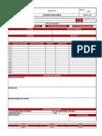 HSEQ-FOR-014 Informe de Auditoria