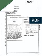 Postle Lawsuit