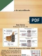 Diseño Microfiltrado (1)