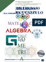 4. MATEMATICAS - ALGEBRA - CALCULO