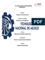Reporte de investigacion metodos avanzados de manufactura