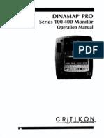 Critikon-Dinamap-Pro-Op-Manual