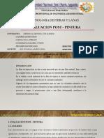 evaluacion - post tintura
