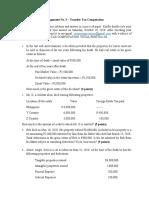 Assignment-Transfer-Tax-Computation