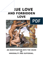 True Love Forbidden Love Book