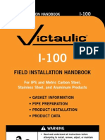Victaulic I-100 Manual
