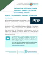 Módulo 1 - Bicentenario ES