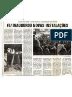 Artur Victoria Inaugurou Instalacoes Do CLIP Colegio Luso Internacional Do Porto