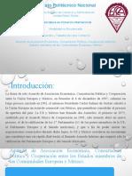 Acuerdo de Asociación Económica, Concertación Política y Cooperación entre los Estados miembros de las Comunidades Europeas y México