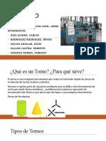 TORNO PPT - MAQUINAS HERRAMIENTAS.pptx