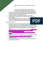El condicionamiento clásico y operante.docx