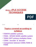 5.multiple access techniques