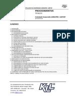 Manual de Instalação  AIRSUPER e AIRTOP 30860014XX-REV 10